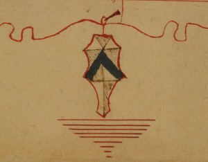 Unidentified armorial device in SSS.4.16